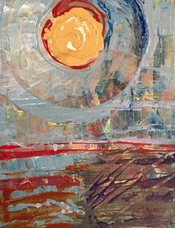 Acrylic Sun