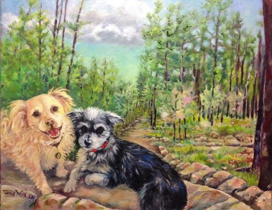 Daniel's dogs