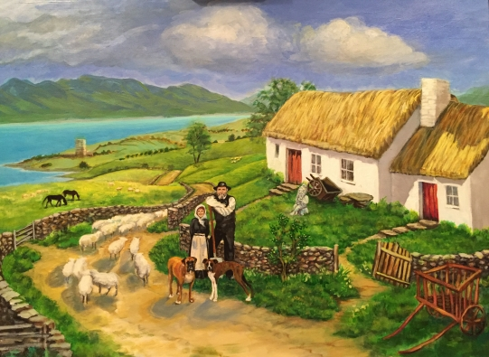 A simpler life in Ireland