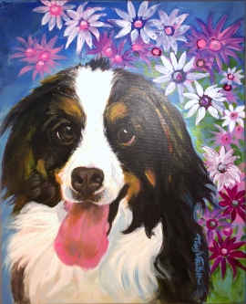 Mac-Daddy! Bernese Mountain Dog - for Mary
